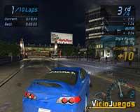 Imagen/captura de Need for Speed: Underground para PC
