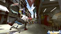 Análisis de Kung Fu Rider para PS3: Huyendo a todo trapo