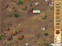 Imagen/captura de Heroes of Might and Magic IV: Winds of War para PC