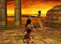 Análisis de Xena Warrior Princess para PSOne: Esta chica sí que es guerrera.