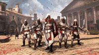 Análisis de Assassin's Creed: La Hermandad para PS3: A Ezio lo que es de Ezio