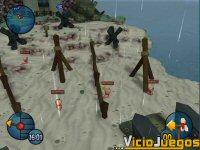 Imagen/captura de Worms 3D para PlayStation 2