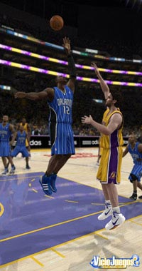 Avance de NBA Elite 11 : Jugamos a la beta