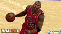 Análisis de NBA 2K11 para X360: El baloncesto da la bienvenida al rey