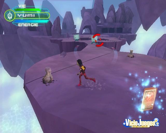 Todas las imgenes o capturas de Code Lyoko Quest for Infinity