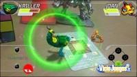 Análisis de Invizimals: La otra dimensión para PSP: ¡Animales invisibles por toda la habitación!