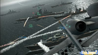 Avance de Ace Combat: Assault Horizon: Primer vistazo