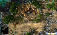 En la nueva misión de la campaña controlamos a Sandor, que debe conquistar los castillos de Haven