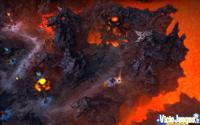 Los lugares volcánicos siempre dejan entrever que estamos a punto de asediar un castillo de demonios