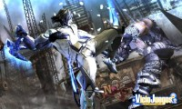 Avance de Anarchy Reigns: Primer vistazo