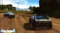 Análisis de SEGA Rally Online Arcade para X360-XLB: Con barro hasta en la guantera