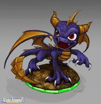 Spyro y su nuevo diseño