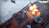 Derrotar un barco totalmente armado es una de nuestras primeras misiones