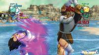 Tantos los golpes como los movimientos son clónicos para todos los personajes