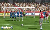 Análisis de FIFA 12 para 3DS: Remontada con goleada