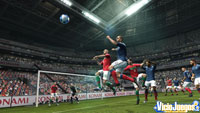 Avance de Pro Evolution Soccer 2012: Jugamos a la beta