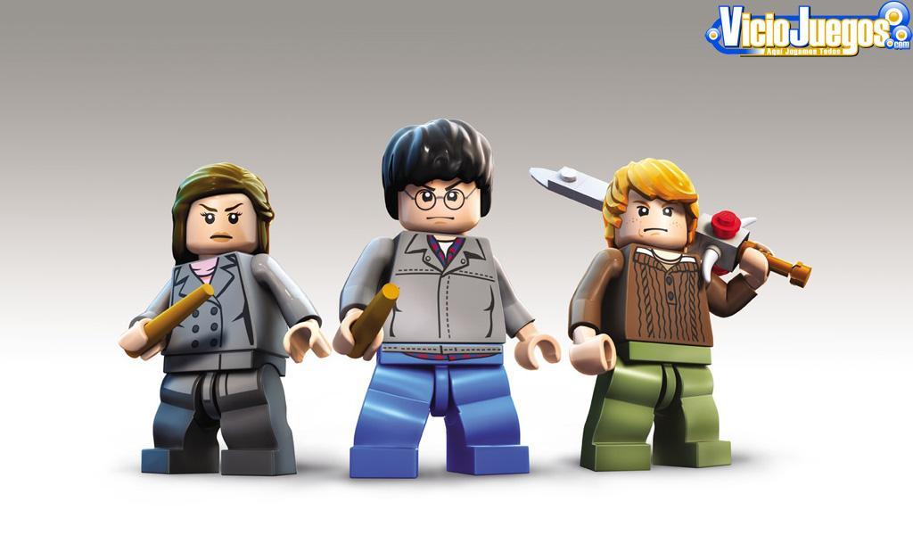 Todas Las Imagenes O Capturas De Lego Harry Potter Anos 5 7 Para