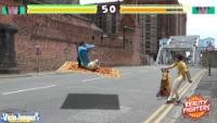 Análisis de Reality Fighters para PS Vita: Guerreros sin identidad