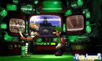 Avance de Luigi's Mansion 2: Primer vistazo