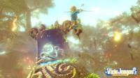 Análisis de The Legend of Zelda: Breath of the Wild para WiiU: La fugaz despedida del mesías