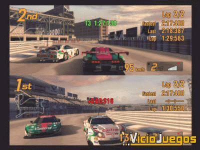 Analisis De Gran Turismo 3 A Spec Para Ps2 Pag 2 Uvejuegos Com