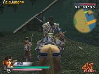 Imagen/captura de Dynasty Warriors 4: Xtreme Legends para PlayStation 2