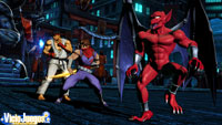 Avance de Ultimate Marvel Vs. Capcom 3: Primer vistazo