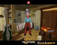 Fillmore tiene bastante parecido con Woody, de Toy Story