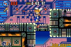 Sonic salva el mundo con amigos