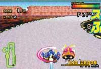 Técnicas de ataque y aceleración recuerdan a las entregas de N64 y GC