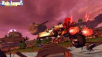 Avance de Sonic & All-Stars Racing Transformed: Jugamos a la beta