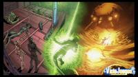 Los acontecimientos de las dos primeras entregas están resumidos en un cómic interactivo.