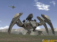 Imagen/captura de Front Mission Online para PlayStation 2