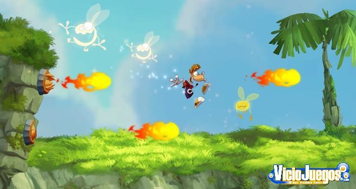 Análisis de Rayman Jungle Run para iPhone / iPod Touch >> La ...