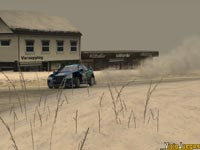 Conducir por la nieve helada augura buenos derrapes.