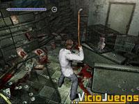 Imagen/captura de Silent Hill 4: The Room para PlayStation 2