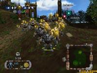 Avance de Goblin Commander: Unleash the Horde: Goblins peleones