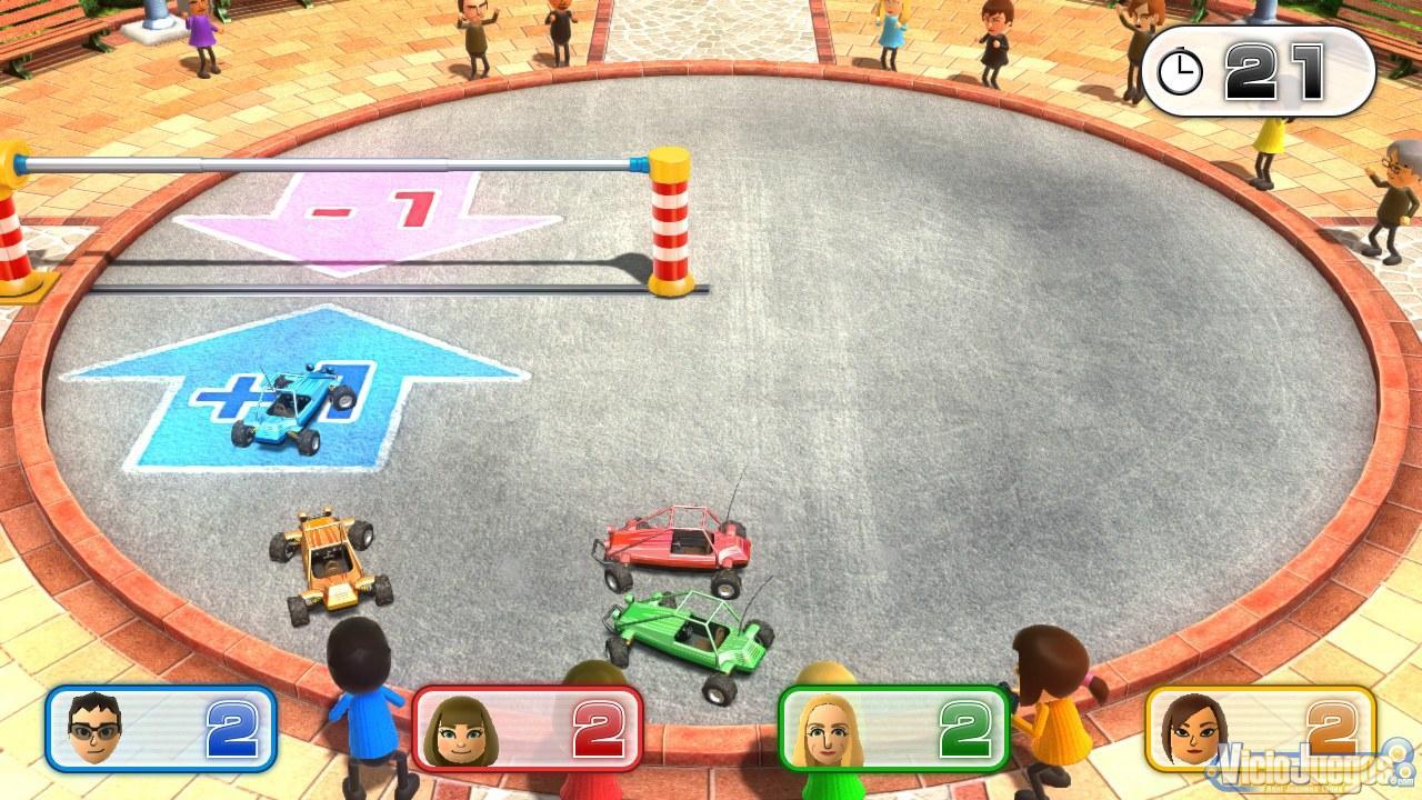 Analisis De Wii Party U Para Wiiu Uvejuegos Com
