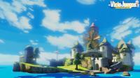 Análisis de The Legend of Zelda: The Wind Waker HD para WiiU: Marinero de luces