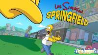Análisis de Los Simpson: Springfield para Android: Objetivo: Crear nuestro propio Springfield