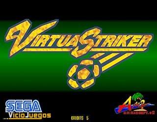Analisis De Virtua Striker Para Arcade Uvejuegos Com