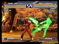 Imagen/captura de The King Of Fighter' 2003 para PlayStation 2