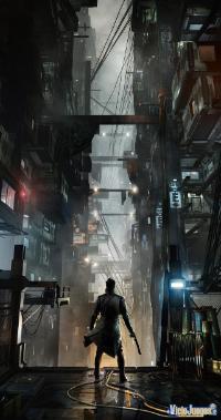 Imagen/captura de Deus Ex: Mankind Divided para Xbox One