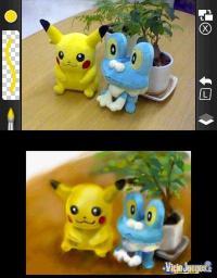 Imagen/captura de Pokémon: Art Academy para Nintendo 3DS