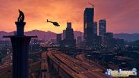 Imagen/captura de Grand Theft Auto V para PC