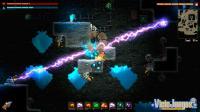 Análisis de SteamWorld Dig para WiiU: Robominero del oeste