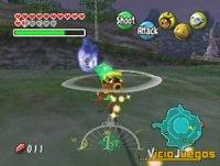 En esta nueva aventura Link deberá adoptar aspectos tan estrambóticos como este