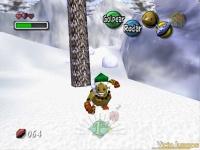 Gracias a estas transformaciones provocadas por unas máscaras, Link obtiene nuevos poderes