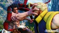 Imagen/captura de Street Fighter V para PlayStation 4