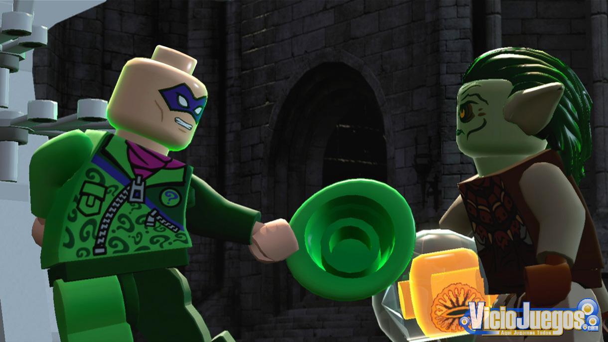 Todas Las Imagenes O Capturas De Lego Dimensions Para Xbox 360